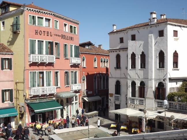 the center of Venice
