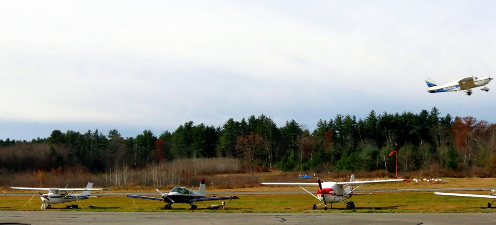 Stowe Airport