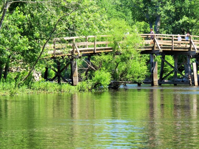The North Bridge.