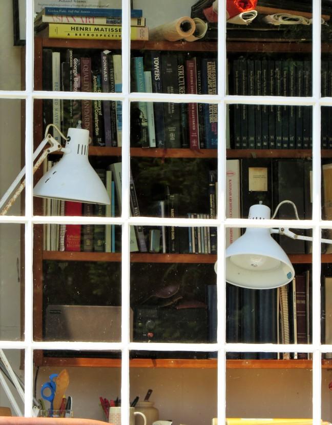 reading room...