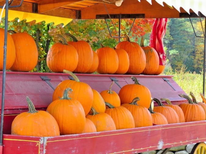 Pumpkin Cart