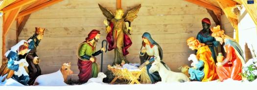 Local Nativity Scene