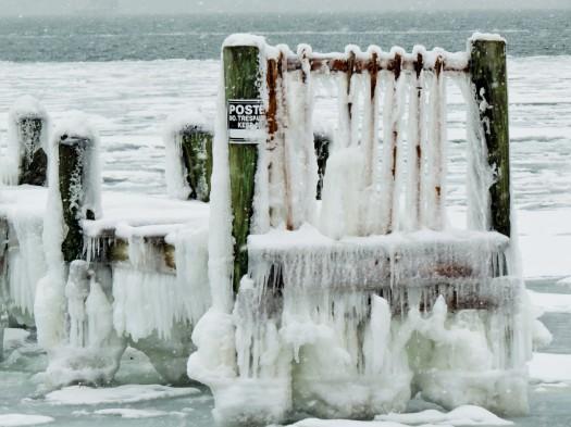 Dock frosting