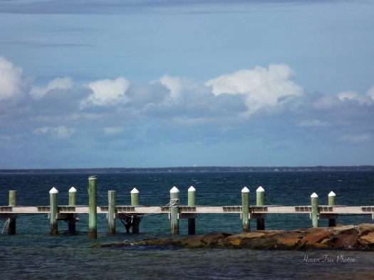 The dock of the sea...